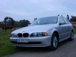 Essai BMW Série 5