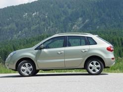 Essai Renault Koleos 2008 Confortable Polyvalent Mais Pataud