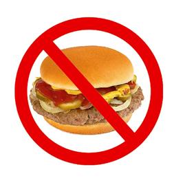 Hamburger interdiction