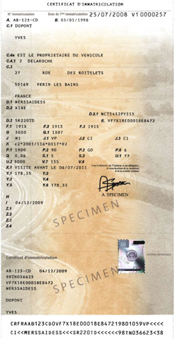 prix carte grise 21 Acheter son camping car : consulter le prix des cartes grises