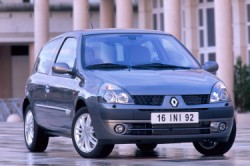Fiche occasion Renault Clio II Phase 1 et 2