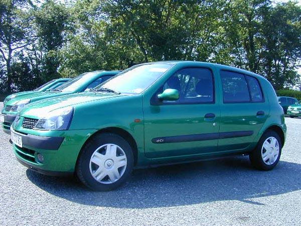 Essai Renault Clio II phase 2 2001 (4)