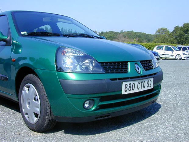 Essai Renault Clio II phase 2 2001 (7)