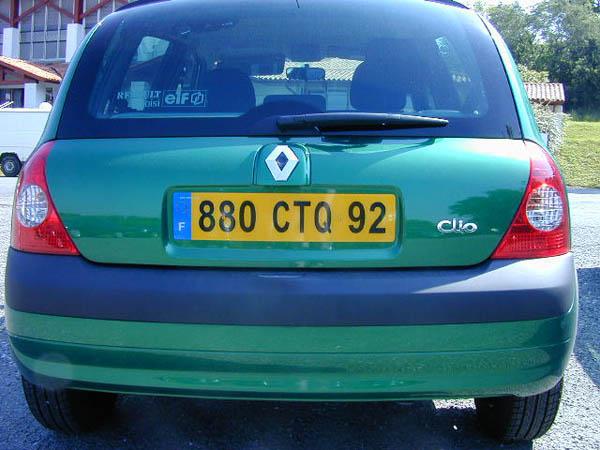 Essai Renault Clio II phase 2 2001 (8)