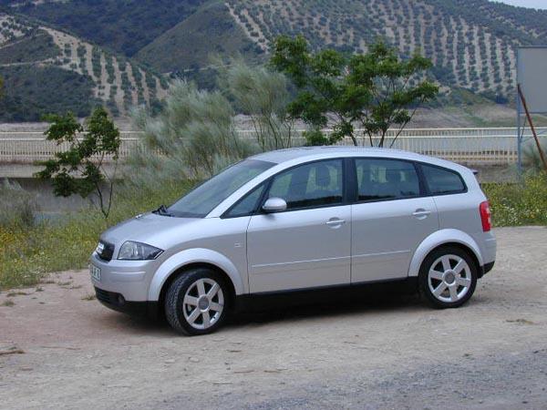 Essai Audi A2 2000