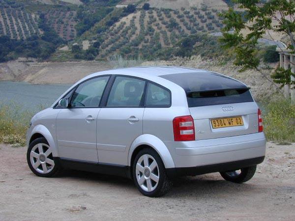Essai Audi A2 2000 (1)