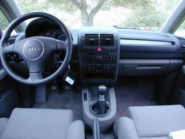 Essai Audi A2 2000 (2)