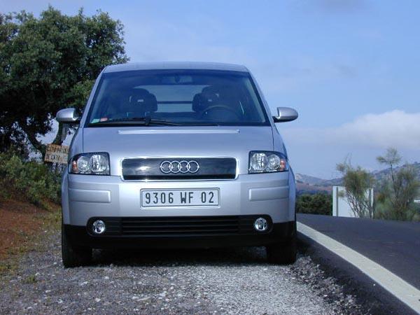 Essai Audi A2 2000 (4)