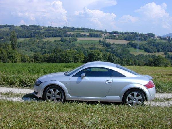 Essai Audi TT Quattro 1999 (1)