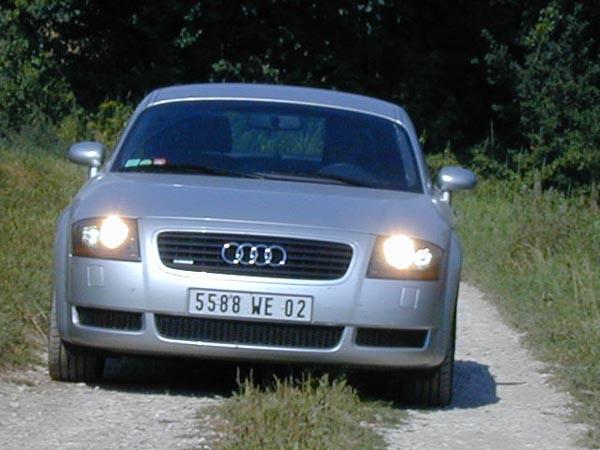 Essai Audi TT Quattro 1999 (3)