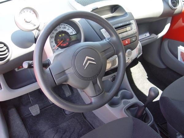 Essai Citroën C1 2005