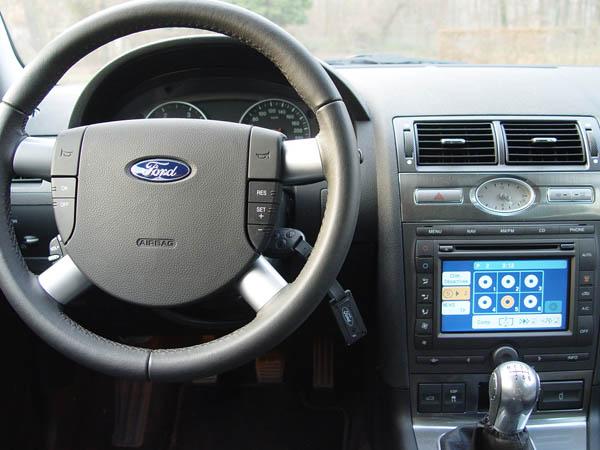 Essai Ford Mondeo 2.2 TDCi Titanium 2004
