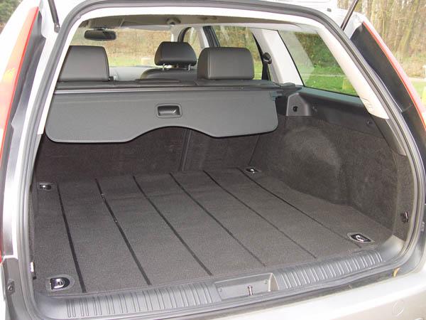 Essai Ford Mondeo 2.2 TDCi Titanium 2004 (6)