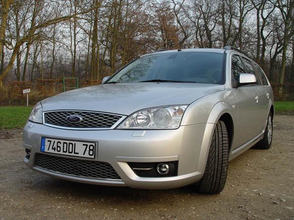 Essai Ford Mondeo 2.2 TDCi Titanium 2004 (3)