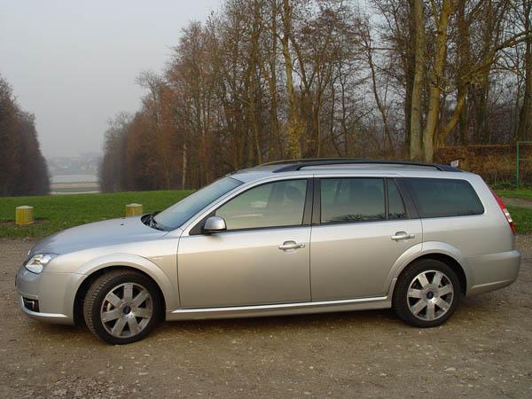 Essai Ford Mondeo 2.2 TDCi Titanium 2004 (7)