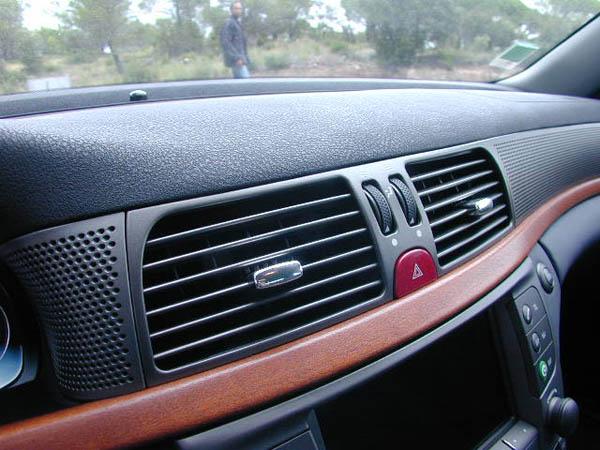 Essai Lancia Thesis 2002