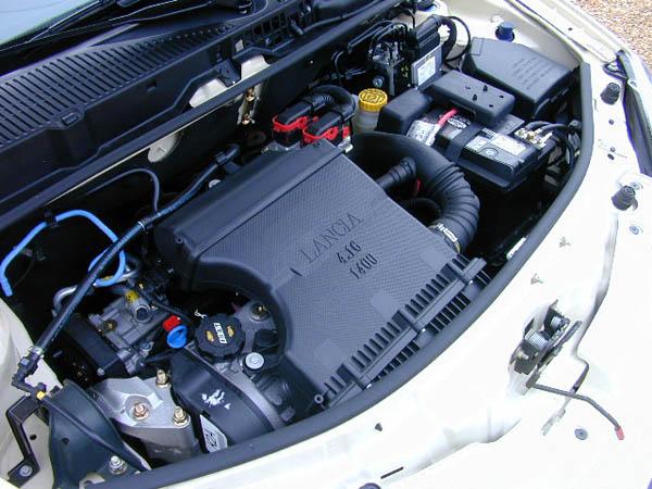 Essai Lancia Ypsilon 2003 (3)