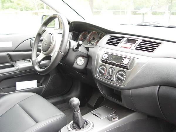 Essai Mitsubishi Lancer Evolution VIII 2004 (2)