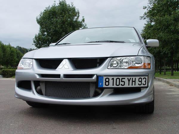 Essai Mitsubishi Lancer Evolution VIII 2004 (4)
