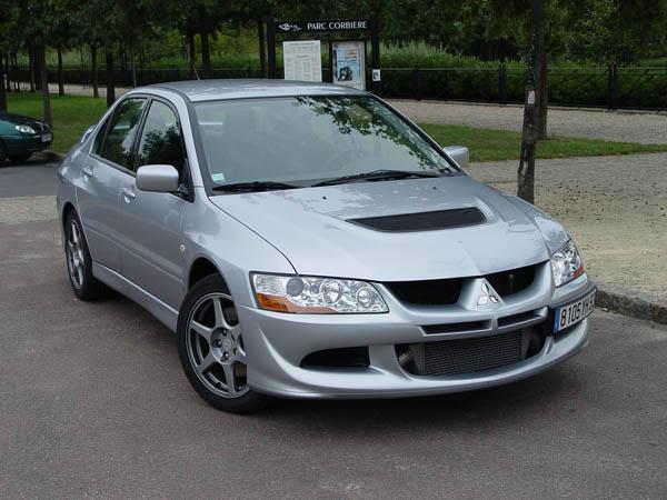 Essai Mitsubishi Lancer Evolution VIII 2004 (6)