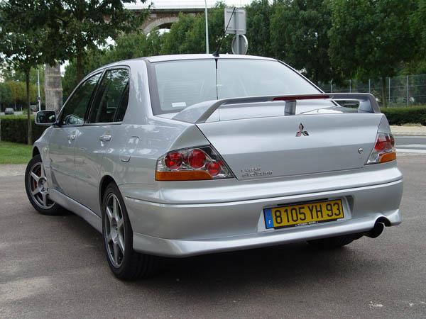 Essai Mitsubishi Lancer Evolution VIII 2004 (7)