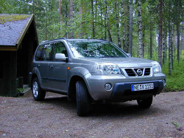 Essai Nissan X-Trail 2001 (1)