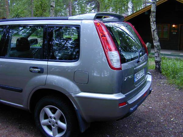 Essai Nissan X-Trail 2001 (2)
