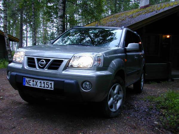 Essai Nissan X-Trail 2001 (6)