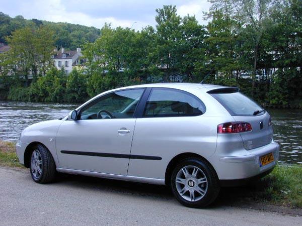 Essai Seat Ibiza 1.9 TDI 100 ch Sport 2002