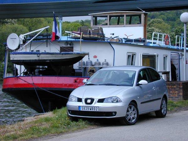Essai Seat Ibiza 1.9 TDI 100 ch Sport 2002 (1)