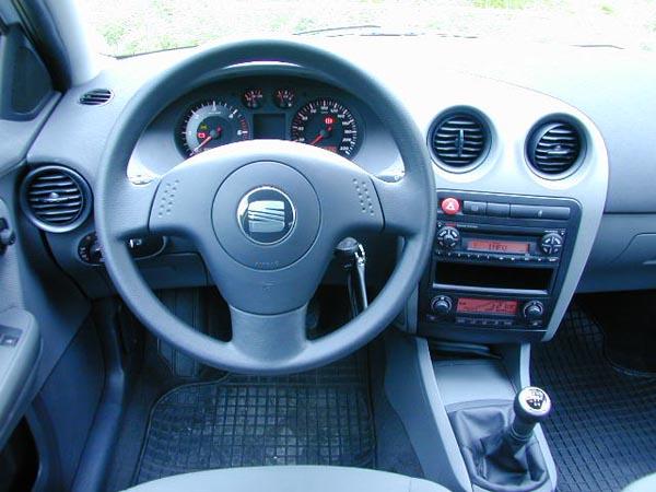 Essai Seat Ibiza 1.9 TDI 100 ch Sport 2002 (5)