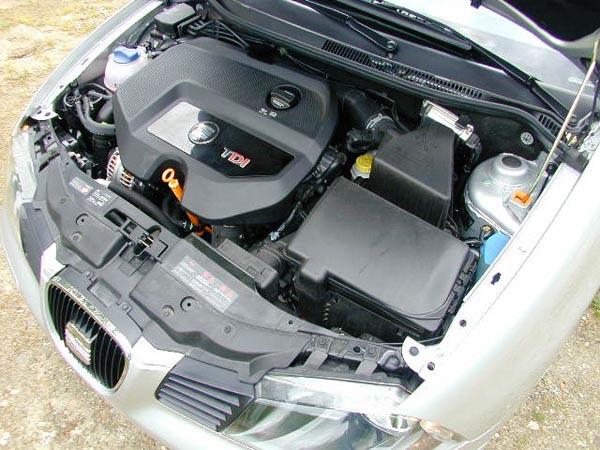 Essai Seat Ibiza 1.9 TDI 100 ch Sport 2002 (6)