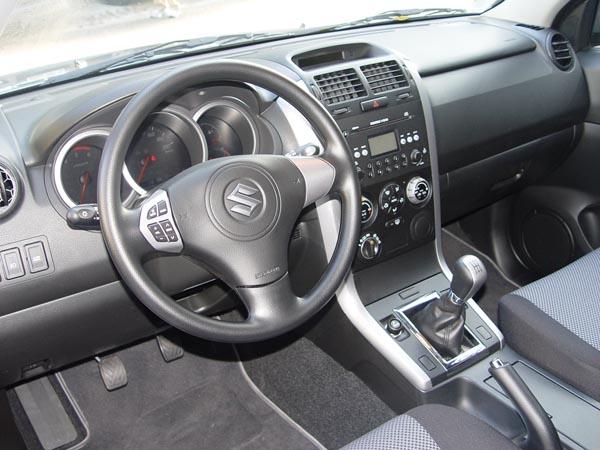 Essai Suzuki Grand Vitara 2.0 16v TD 2003