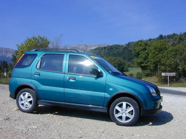 Essai Suzuki Ignis 2004 (1)