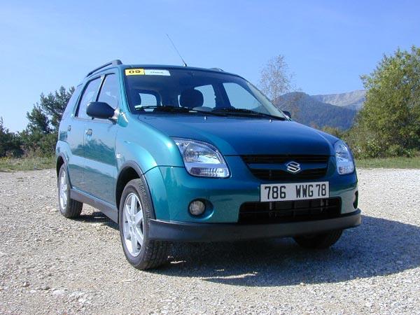 Essai Suzuki Ignis 2004 (2)