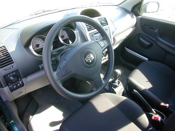 Essai Suzuki Ignis 2004 (5)