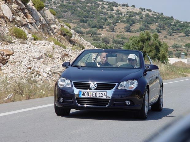 Essai Volkswagen Eos 2006 (1)