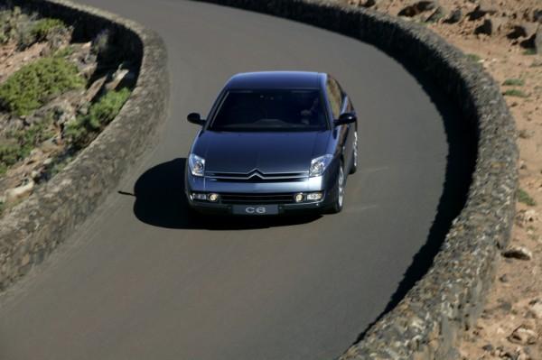 Essai Citroën C6 2005 (4)