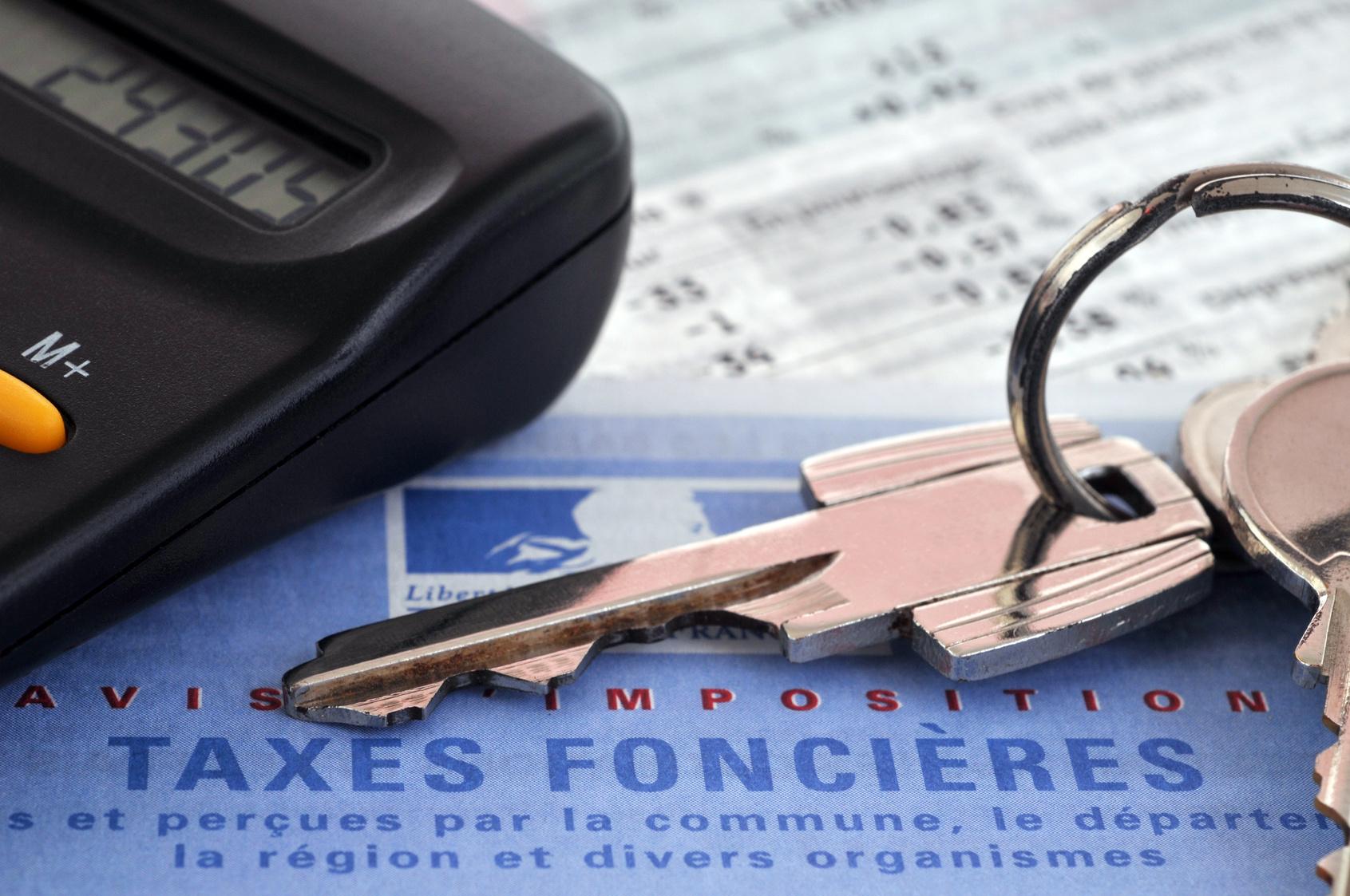 taxe logements vacants