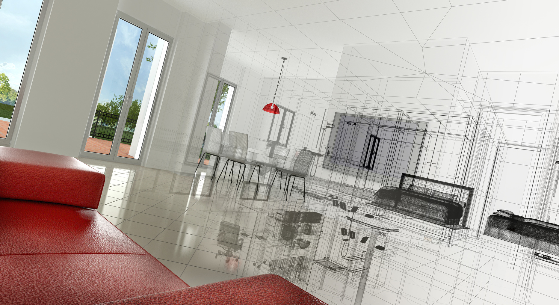 immobilier 2.0 : le home staging virtuel