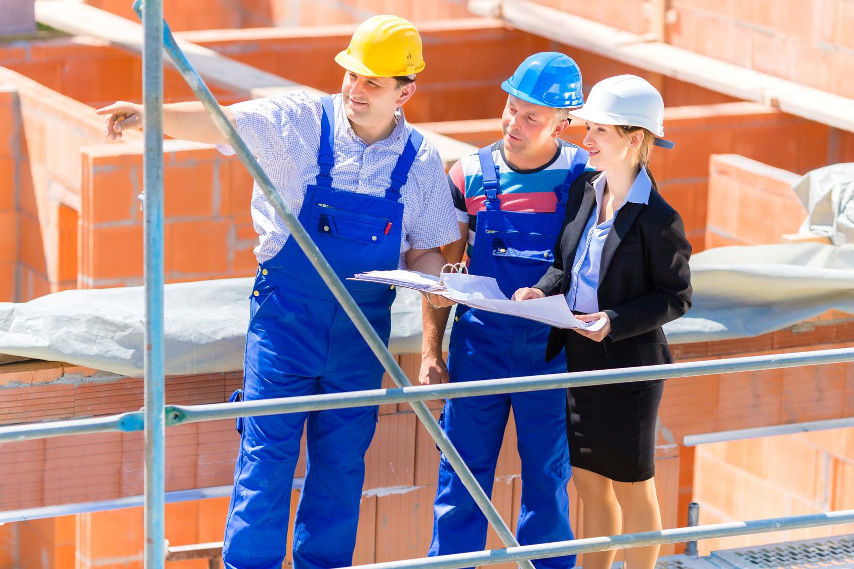 les différentes étapes de la construction de votre maison - Les Differentes Etapes De La Construction D Une Maison