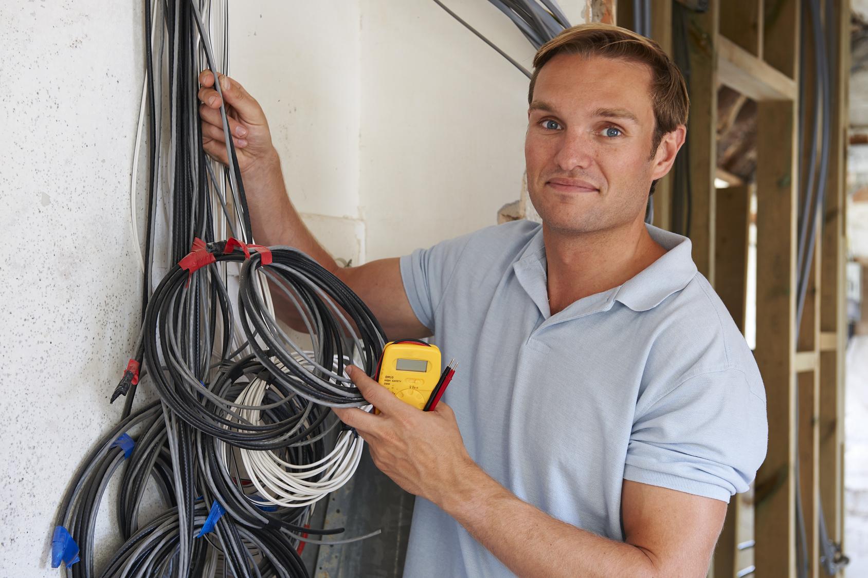 état de l'installation électrique