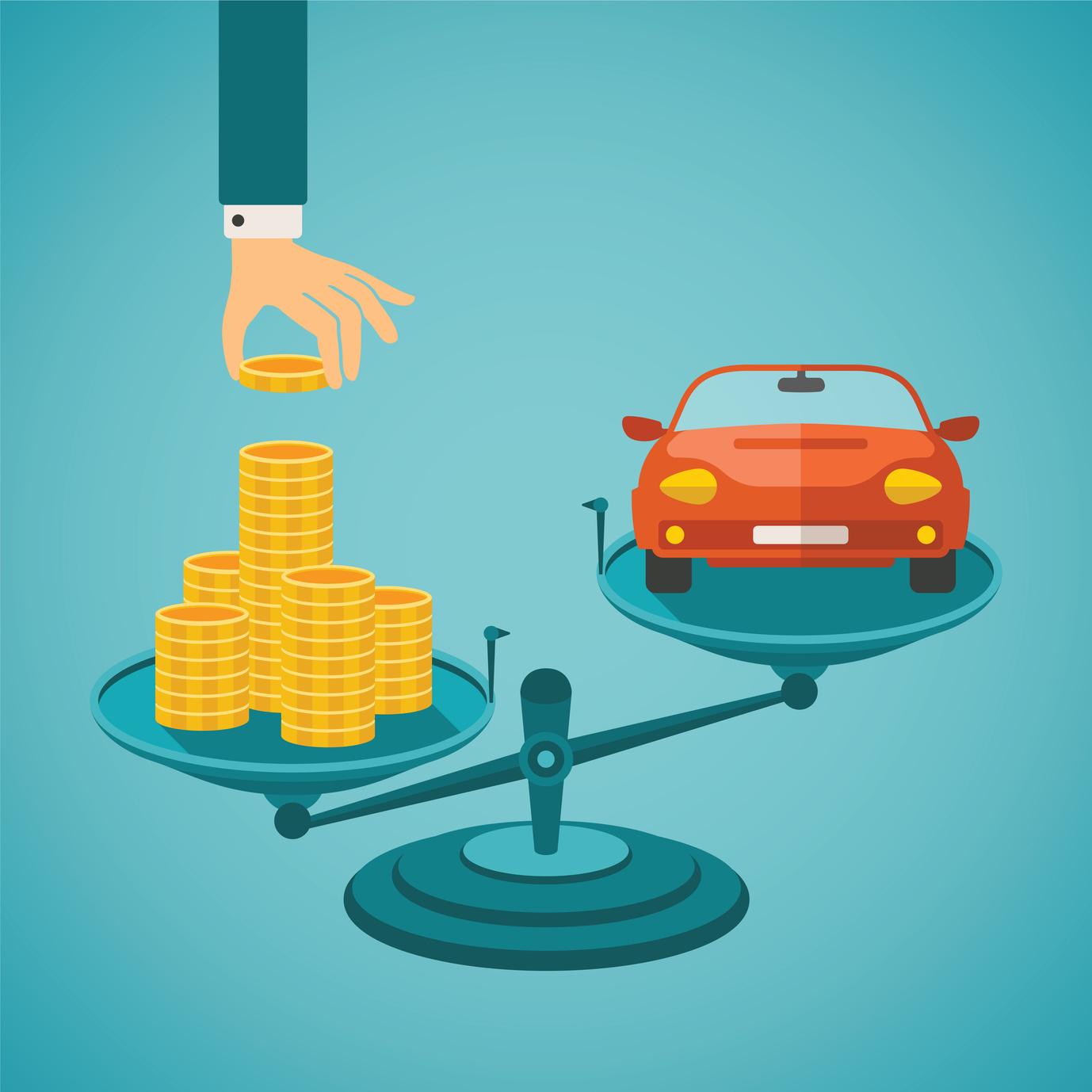 fixer prix voiture