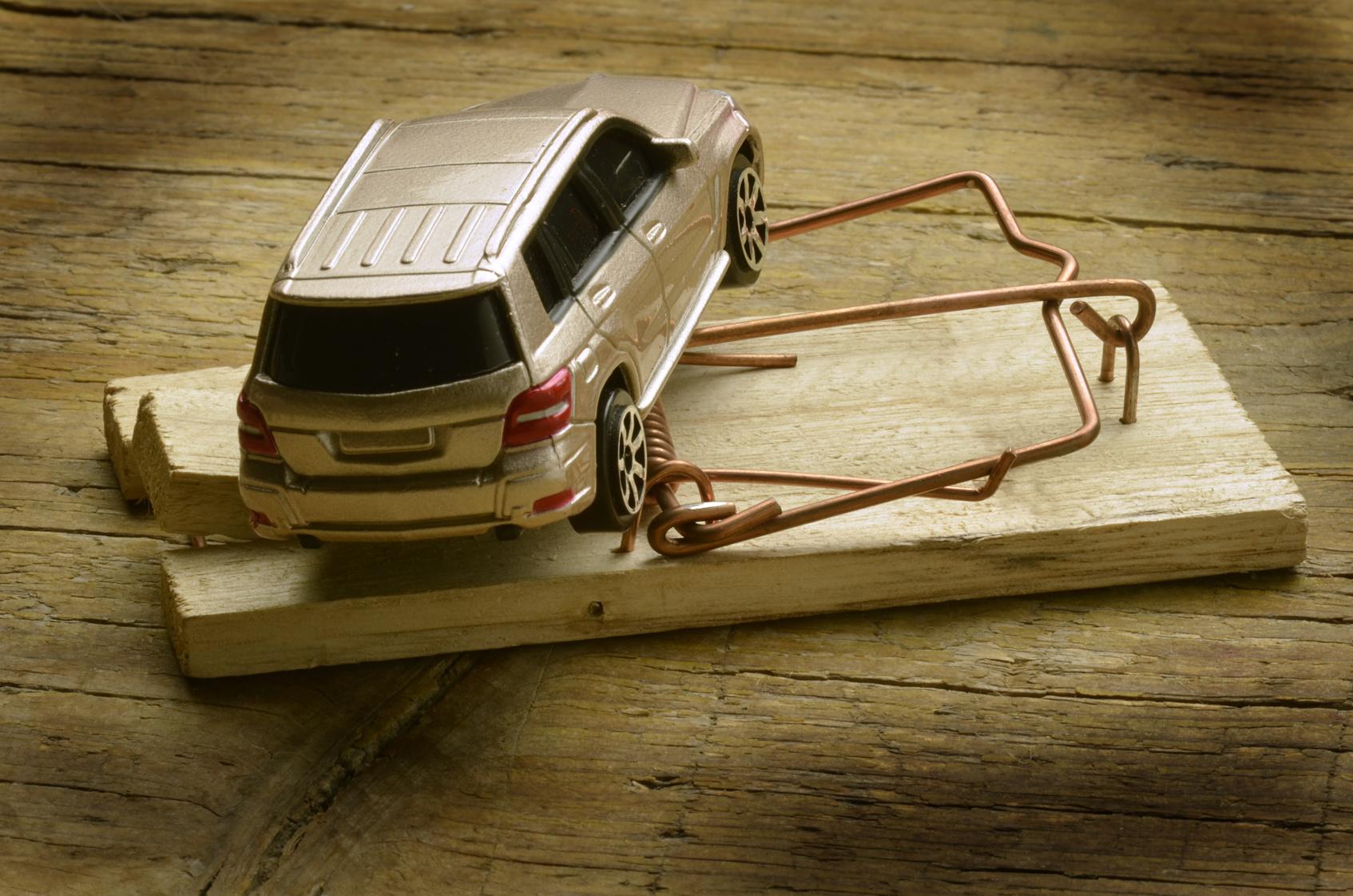 arnaque achat voiture