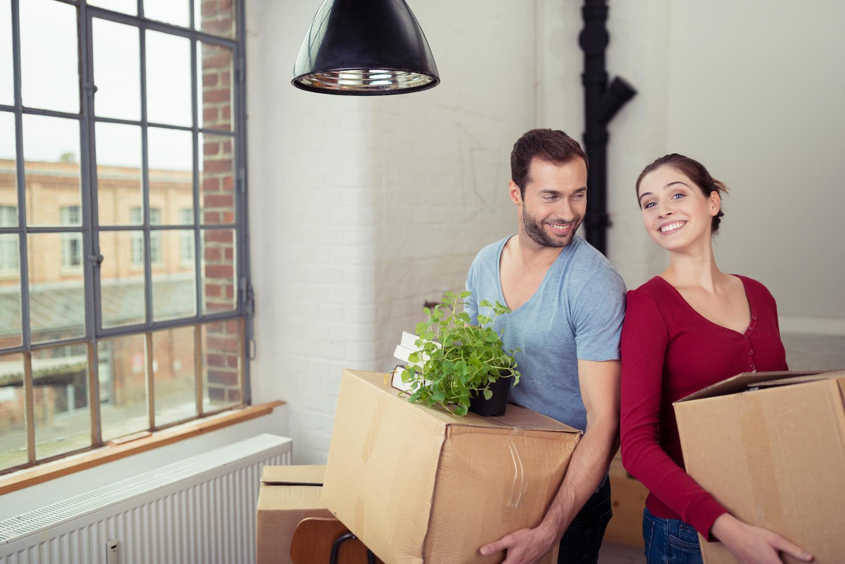 préavis déménagement