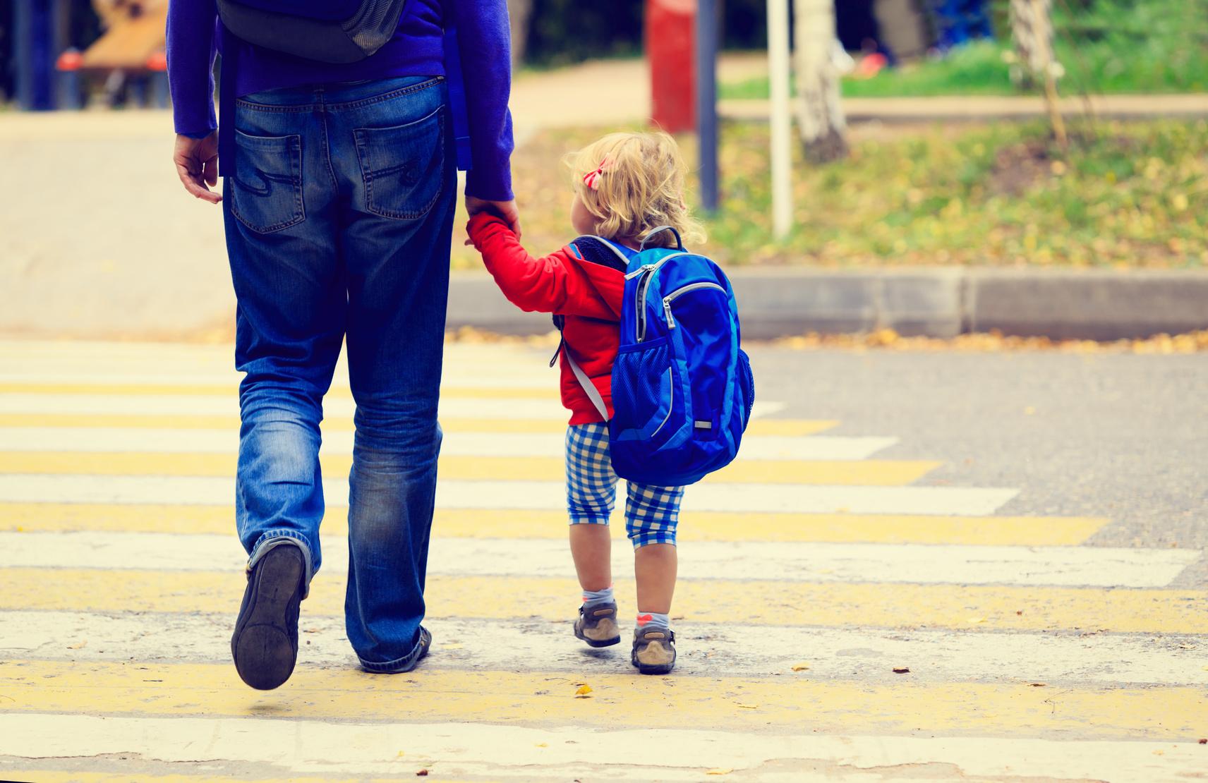 accompagner à l'école