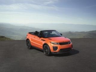 Le Range Rover Evoque