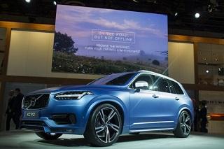 Volvo dévoile son modèle
