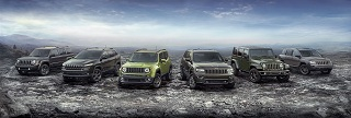 Jeep crée des éditions exclusives