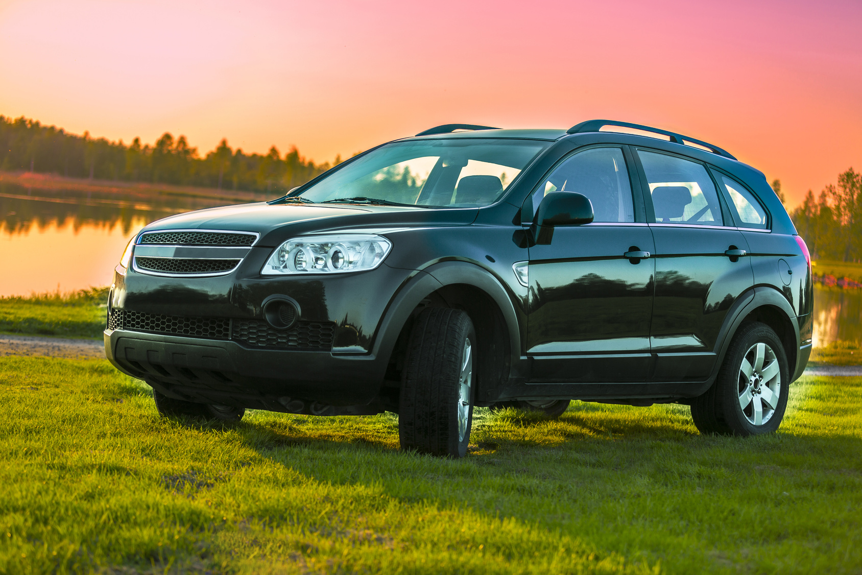 voiture 4x4 crossover
